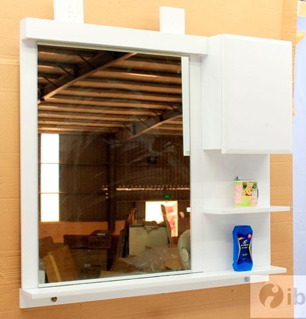 Bộ tủ chậu PVC cao cấp BROSS BRS X-005