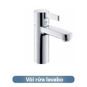 Vòi rửa lavabo Hafele