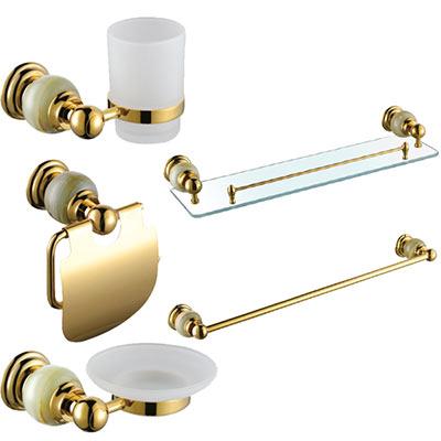 Bộ phụ kiện phòng tắm 8 món CleanMax series 19