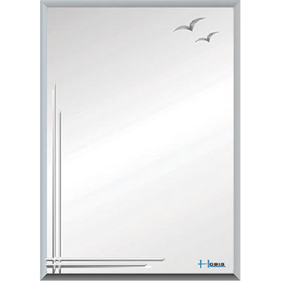 Gương phôi Thái HBS3-001 kích thước 50×70