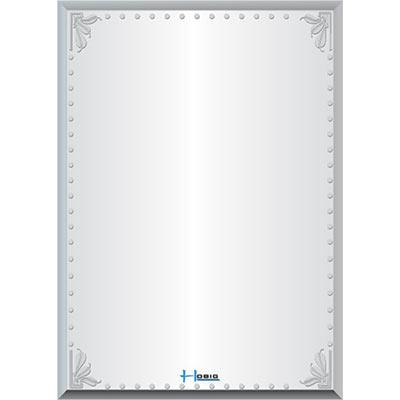 Gương phôi Thái HBS5-007 kích thước 50×70