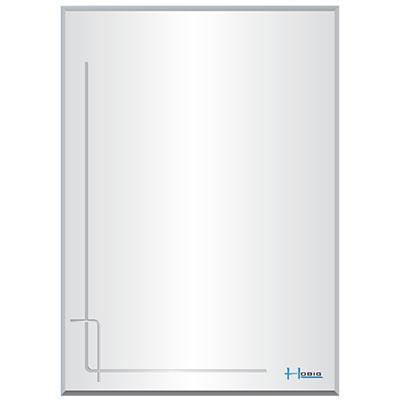 Gương phôi Thái HBS5-016 kích thước 50×70