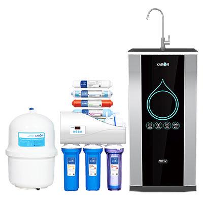 Máy lọc nước thông minh Karofi iRO 2.0, 8 cấp - K8IQ-2
