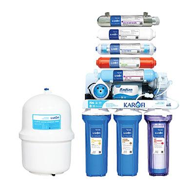 Máy lọc nước thông minh Karofi sRO 9 cấp - K9S