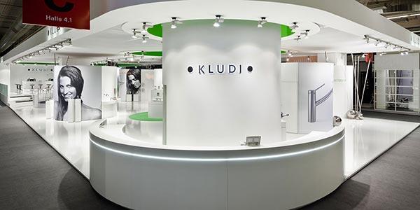 Thương hiệu thiết bị vệ sinh nhập khẩu Đức KLUDI 1