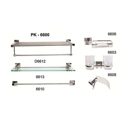 Bộ phụ kiện phòng tắm TOPY PK-6600