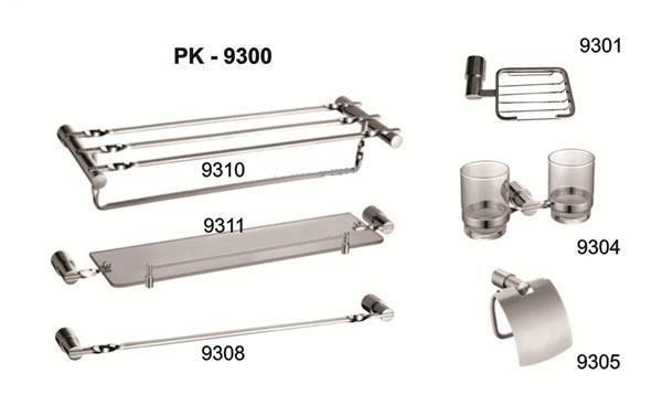 Bộ phụ kiện phòng tắm TOPY PK-9300