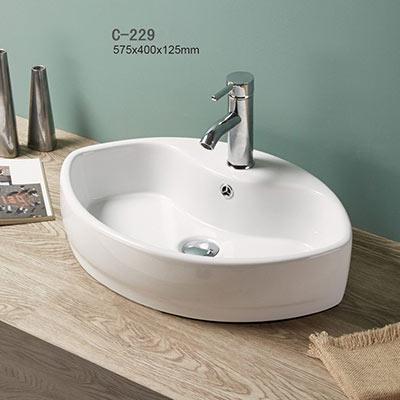 Chậu rửa mặt lavabo MOONOAH MN-C229