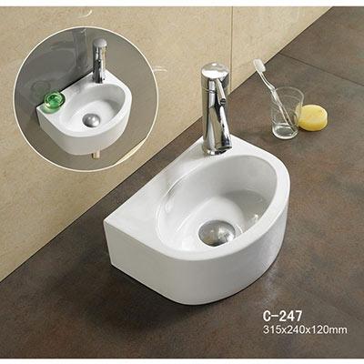 Chậu rửa mặt lavabo MOONOAH MN-C247