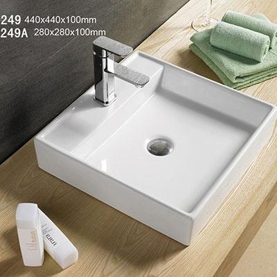 Chậu rửa mặt lavabo MOONOAH MN-C249