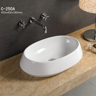 Chậu rửa mặt lavabo MOONOAH MN-C250A