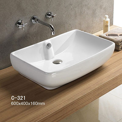 Chậu rửa mặt lavabo MOONOAH MN-C321