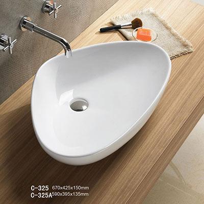 Chậu rửa mặt lavabo MOONOAH MN-C325
