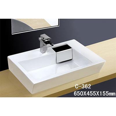 Chậu rửa mặt lavabo MOONOAH MN-C362