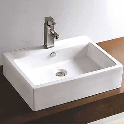 Chậu rửa mặt lavabo MOONOAH MN-C3905B