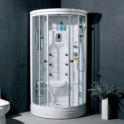 Phòng tắm xông hơi massage Govern