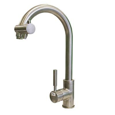 Vòi rửa bát 3 đường nước DAELIM 0005