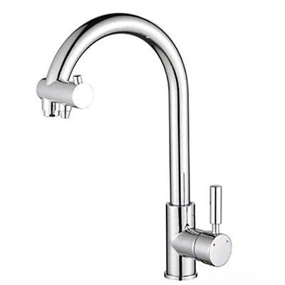 Vòi rửa bát 3 đường nước Yadanli HM-W1001