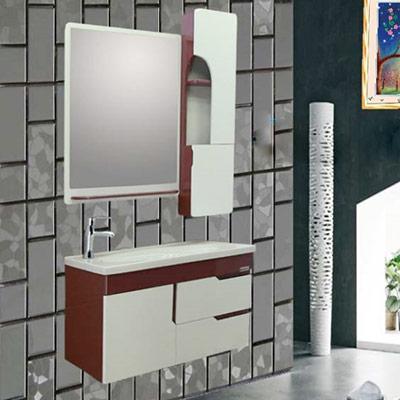 Tủ chậu lavabo nhựa PVC BROSS 2080