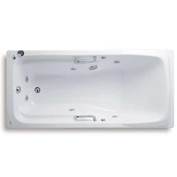 Bồn tắm massage American 7220100-WT