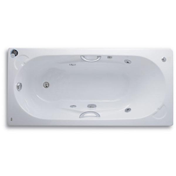 Bồn tắm massage American 7230100-WT