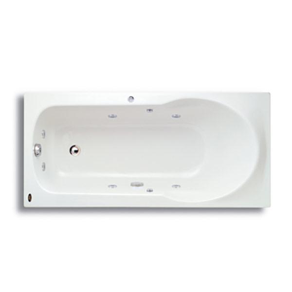 Bồn tắm massage American 8270100-WT