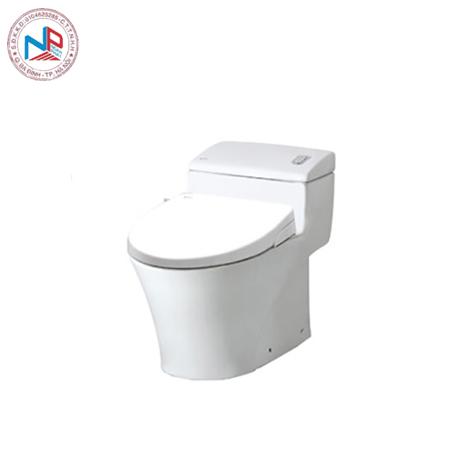 Bồn cầu Inax AC-1008VRN+CW-S15VN (Nắp shower toilet)