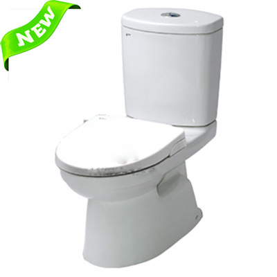 Bồn cầu Inax AC-702R+CW-S15VN (Nắp shower toilet)