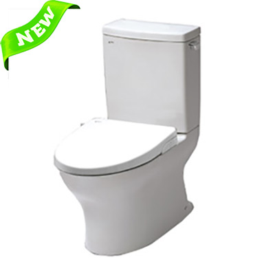 Bồn cầu Inax AC-927+CW-S15VN ( Nắp shower toilet)