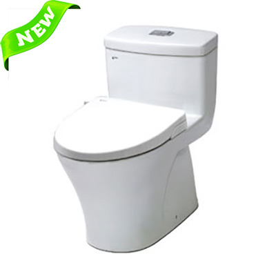 Bồn cầu Inax C-306PT+CW-S15VN (Nắp shower toilet)