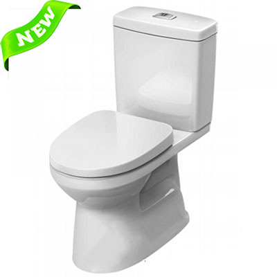 Bồn cầu Inax C-504A+CW-S15VN (Nắp shower toilet)