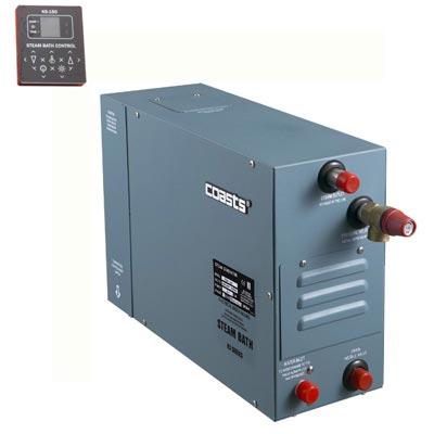 Máy xông hơi ướt COASTS KSA90/Điều khiển cảm ứng