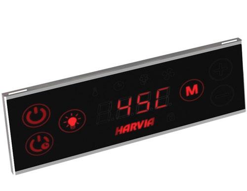 Máy xông hơi Harvia - Bảng điều khiển điện tử