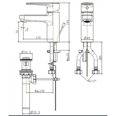 Bản vẽ kỹ thuật 1