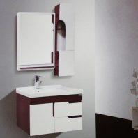 Bộ tủ chậu PVC cao cấp BROSS 2080