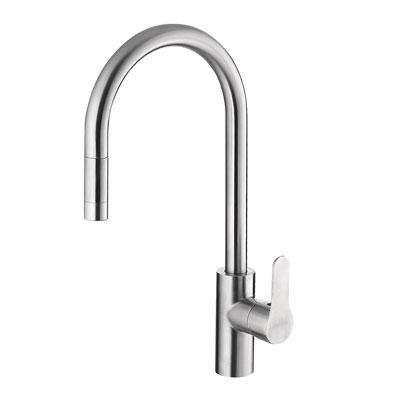 Vòi rửa bát Supor 211917-01-LS ( Inox 304 )