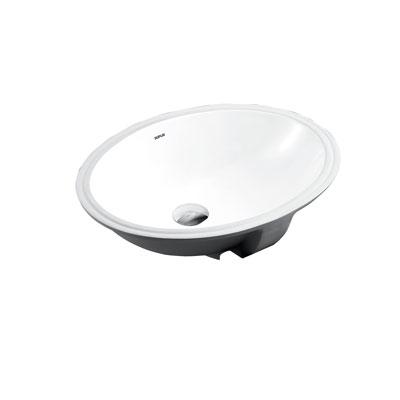 Chậu rửa mặt Lavabo âm bàn SUPOR 600104001-WB