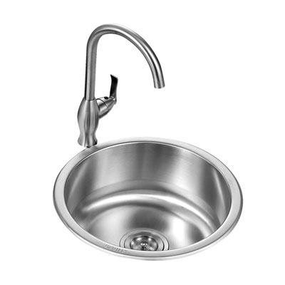Chậu rửa bát Supor 914141-01-LS ( Inox 304 )