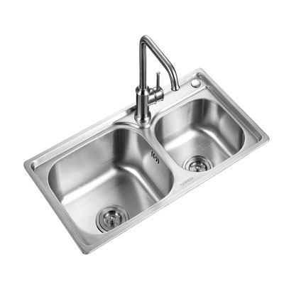Chậu rửa bát Supor 927339-01-LS ( Inox 304 )
