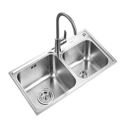 Chậu rửa bát Suopr 927843-01-LS ( Inox 304 )