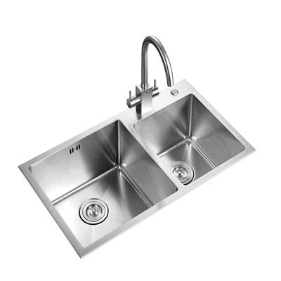 Chậu rửa bát Supor 927845-01-LS ( Inox 304 )