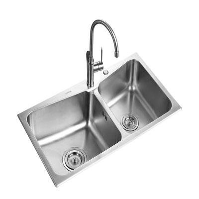 chậu rửa bát Supor 928245-04-LS ( Inox 304 )