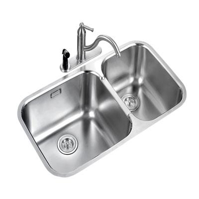 Chậu rửa bát Supor 928447-01-LS ( Inox 304 )