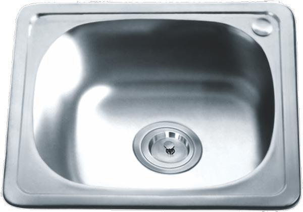 Chậu rửa bát Gorlde B132 (inox 304)