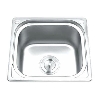 Chậu rửa bát Gorlde GD-010 (inox 304)