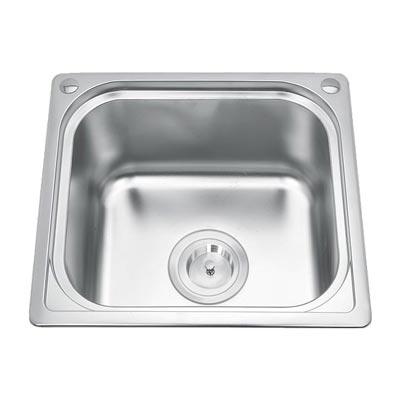 Chậu rửa bát Gorlde GD-017 (inox 304)