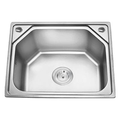 Chậu rửa bát 1 hố Gorlde GD-918 (Inox 304)