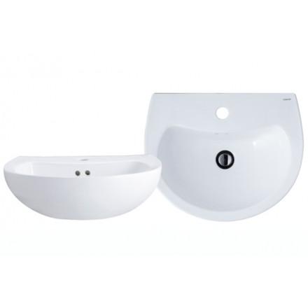 Chậu rửa lavabo treo tường CAESAR L2150