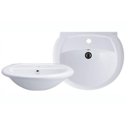 Chậu rửa lavabo treo tường CAESAR L2360