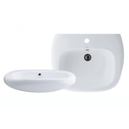 Chậu rửa lavabo treo tường CAESAR L2560